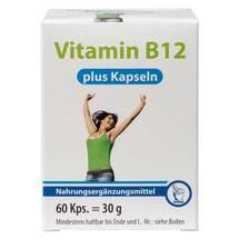 Produktbild Vitamin B12 plus Kapseln