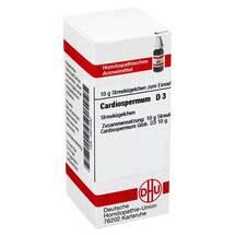 Produktbild Cardiospermum D 3 Globuli