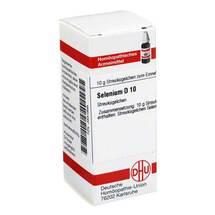Selenium D 10 Globuli