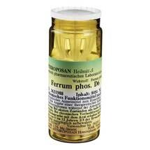 Produktbild Ferrum phosphoricum D 6 Schüßler Nr.3 Tabletten
