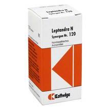 Produktbild Synergon 120 Leptandra N Tabletten