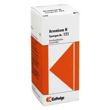 Produktbild Synergon 121 Arsenicum N Tro