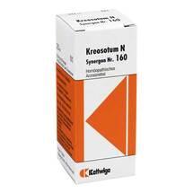 Produktbild Synergon 160 Kreosotum N Tro