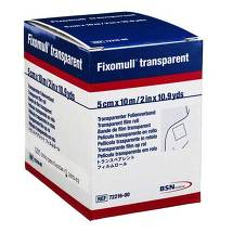 Produktbild Fixomull transparent 10mx5cm