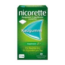 Produktbild Nicorette Kaugummi 2 mg freshmint