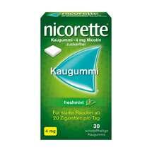 Nicorette Kaugummi 4 mg freshmint