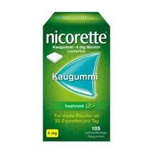 Nicorette Kaugummi 4 mg freshmint Erfahrungen teilen