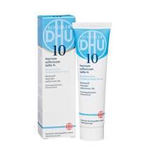 Produktbild Biochemie DHU 10 Natrium sulfuricum N D 4 Salbe