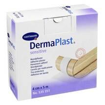 Produktbild Dermaplast Sensitive Pflaster 4 cm x 5 m