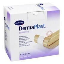 Produktbild Dermaplast Sensitive Pflaster 6 cm x 5 m