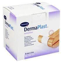 Produktbild Dermaplast Sensitive Pflaster 8 cm x 5 m