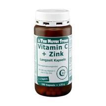 Produktbild Vitamin C 300 + Zink 5 Langzeit Kapseln