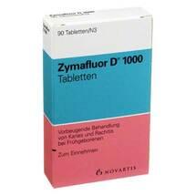 Produktbild Zymafluor D 1000 Tabletten