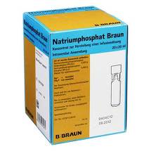 Produktbild Natriumphosphat Braun Mpc Infusionslösung -Konzentrat