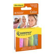 Produktbild Ohropax Color Schaumstoff Stöpsel