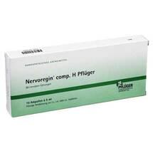 Produktbild Nervoregin comp.H Pflüger Ampullen