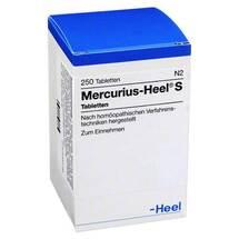Produktbild Mercurius Heel S Tabletten