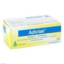 Produktbild Adiclair Filmtabletten