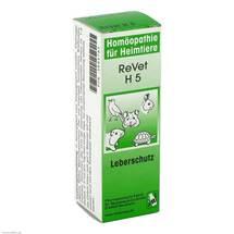 Produktbild Revet H 5 vet. Globuli
