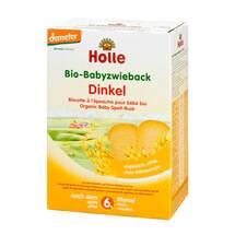 Holle Bio Baby-Zwieback Dinkel