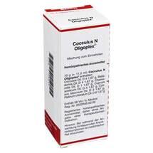 Produktbild Cocculus N Oligoplex Liquidu