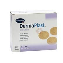 Dermaplast Sensitive Strips Durchmesser 22 mm