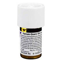 Produktbild Ferrum Quarz D 6 Trituration