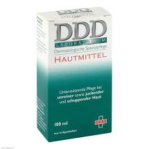 Produktbild DDD Hautmittel dermatologisc