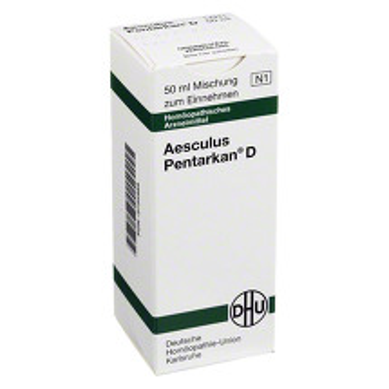 Produktbild Aesculus Pentarkan D Liquidu