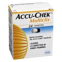 Accu Chek Multiclix Lanzette