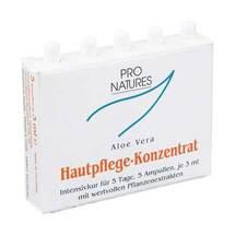 Produktbild Aloe Vera Hautpflege 5 Tage Kur Ampullen