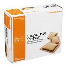 Allevyn Plus Adhesive 12,5x12,5 cm Schaums.Wunda.
