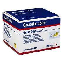Produktbild Gazofix color Fixierbinde ge