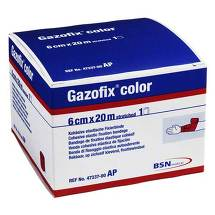 Produktbild Gazofix color Fixierbinde pi