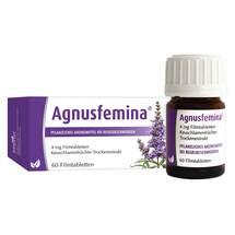 Produktbild Agnusfemina 4 mg Filmtabletten