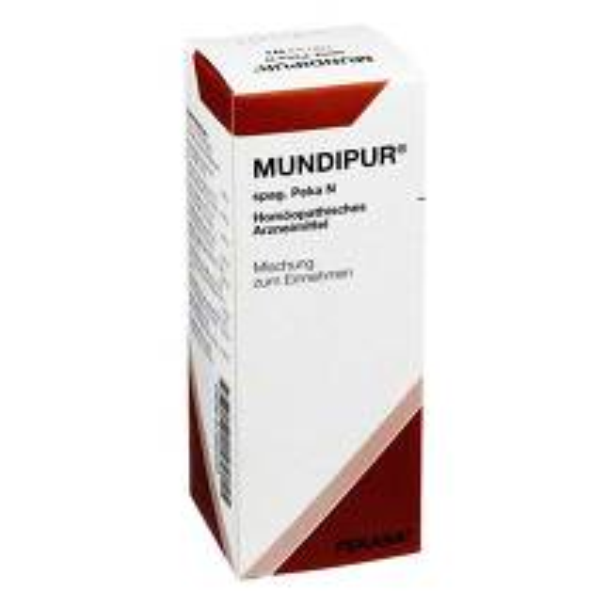 Produktbild Mundipur spag. Peka N Saft