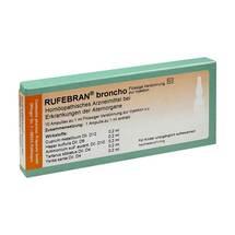 Produktbild Rufebran broncho Ampullen