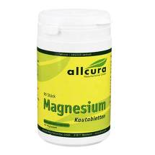 Produktbild Magnesium Kautabletten ohne Zu