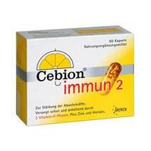 Produktbild Cebion Immun 2 Kapseln