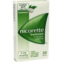 Produktbild Nicorette 2 mg freshmint Kaugummi