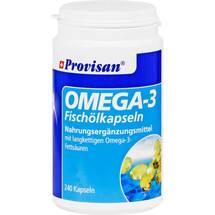 Provisan Omega 3 Fischölkapseln