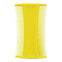 Produktbild Nissenkamm Kunststoff gelb