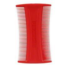 Produktbild Nissenkamm Kunststoff rot