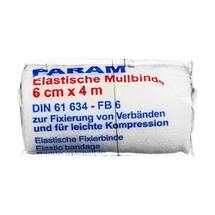 Mullbinden elastisch 6 cm mit Cellophan Erfahrungen teilen