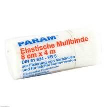 Produktbild Mullbinden elastisch 8 cm mit Cellophan