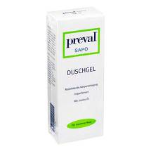 Produktbild Preval Sapo Duschgel