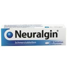 Produktbild Neuralgin Tabletten
