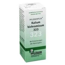 Produktbild Pflügerplex Kalium bichromicum 323 Tabletten
