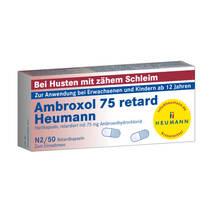 Produktbild Ambroxol 75 retard Heumann K