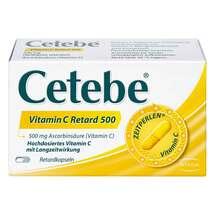 Cetebe Vitamin C Retardkapseln